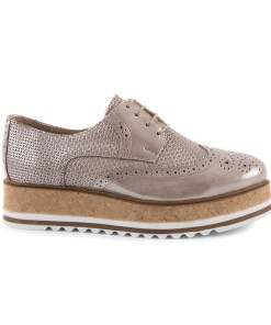 Pantofi femei Luca di Gioia taupe din piele 2699dp3573ta 15535