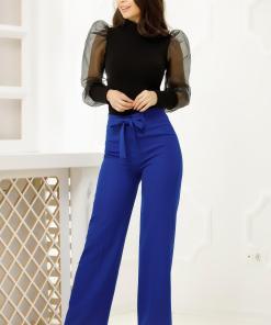 Pantaloni Ramia Blue