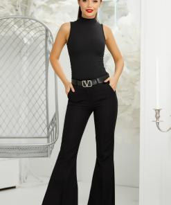 Pantaloni Presley Black