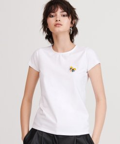 Reserved - Tricou The Powerpuff Girls - Ivory