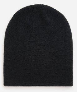 Reserved - Căciulă neagră - Negru