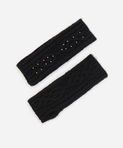 Reserved - Mănuși pentru femei - Negru