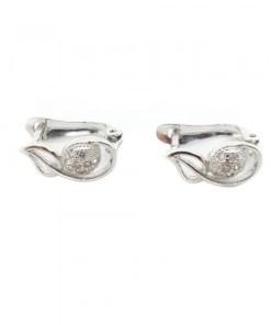Cercei din argint Wonder CAG054-8
