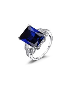 Inel din argint Royal Sapphire