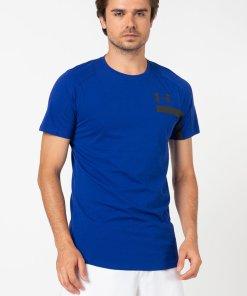 Tricou cu detaliu logo - pentru fitness Perpetual 2704853