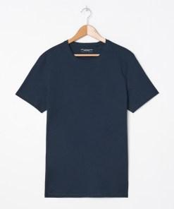 House - Tricou din bumbac organic - Bleumarin