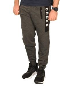 Pantaloni de trening gri Jordan - cod 39990