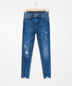 House - LADIES` JEANS TROUSERS - Bleumarin
