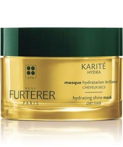 Mască hidratantă pentru par uscat Karite Hydra, Rene Furterer