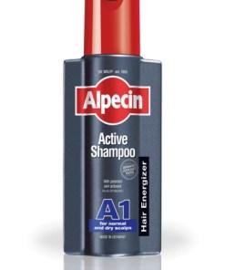 Sampon pentru scalp normal sau uscat Dr. KURT WOLFF, Alpecin Active A1