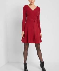 Rochie în cloș din tricot Piros