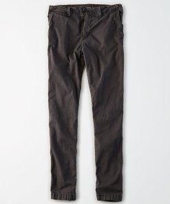 Pantaloni chino cu buzunare laterale 2724608