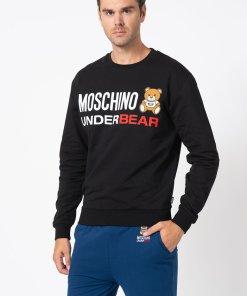Bluza sport de casa cu imprimeu cu ursulet 2972034
