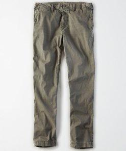 Pantaloni chino cu buzunare laterale 2724555