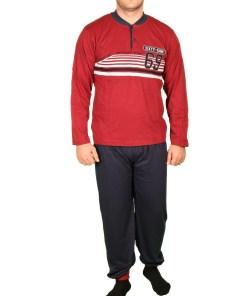 Pijama ROSIE Sixty-Eight pentru barbat - cod 39857