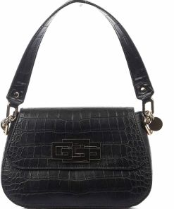 "GUESS Shoulder bag ""Triple G"" Black"