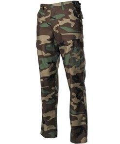MFH US BDU pantaloni bărbați woodland
