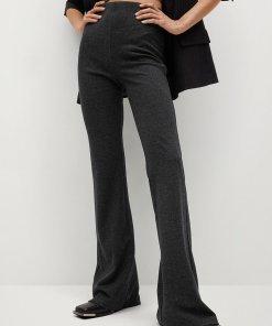 Pantaloni evazati tricotati Marto 3263735