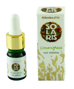 Ulei esential de lemongrass Selection D'or, 5ml, Solaris
