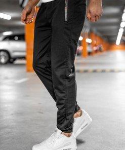 Pantaloni de trening negri Bolf JX1027