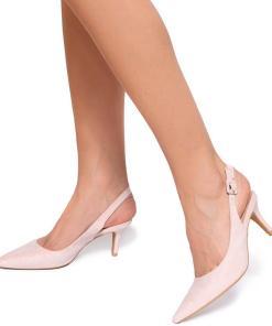 Pantofi dama Rosina Bej