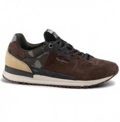 Pantofi sport Pepe Jeans TINKER PRO RACER CAMU