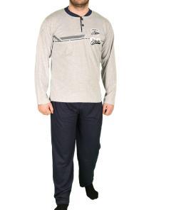 Pijama gri Athletioc pentru barbat - cod 41591