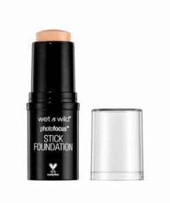 Fond de ten compact Wet n Wild Photo Focus Stick Foundation, Shell Ivory, 12 g