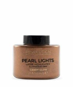 Pudra iluminatoare Pearl Lights, Candy glow, 42 g