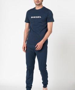Pijama cu detalii contrastante cu logo Jake 2447611