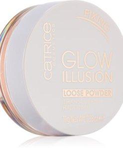 Catrice Glow Illusion pudra pentru luminozitate CTEGLIW_KPWD10