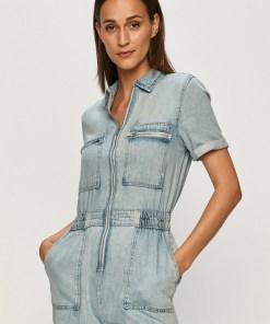 Tally Weijl - Salopeta jeans 9BYK-SKD015_50X