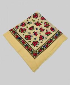 Batic etno mare - Imprimeu Floral - Copie