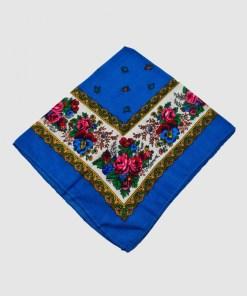 Batic etno mic - Albastru