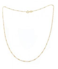 Lantisor placat cu aur 44-50 cm Hello LPAU119-1