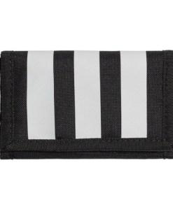 Portofel unisex adidas Essentials 3-Stripes GN2037