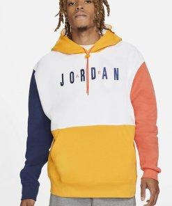 Hanorac cu model colorblock Jordan Jumpman Air 3478236