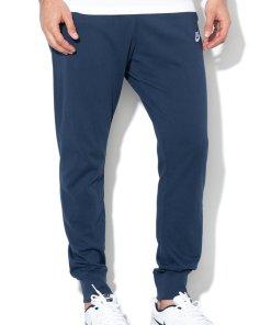 Pantaloni sport cu logo brodat 2 2176373