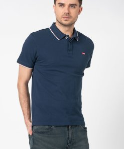 Tricou polo cu model in dungi 2452074