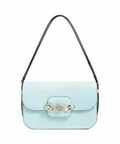 Geanta Guess HENSELY CNVRTBLE SHOULDER BAG HWVS81 13210 AQU