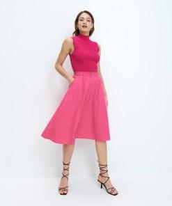 Mohito - Fustă neon - Roz
