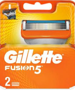 Rezerve aparat de ras Fusion Manual, 2 bucati, Gillette