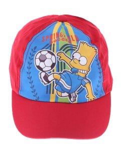 Sapca baieti Simpson Springfield Soccer rosie