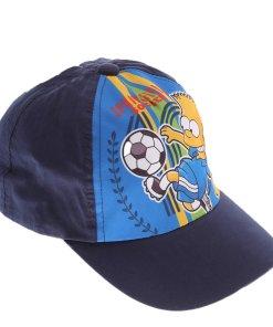 Sapca baieti Simpson Springfield Soccer navy