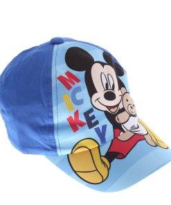 Sapca baieti Mickey Mouse Love Teddy albastra