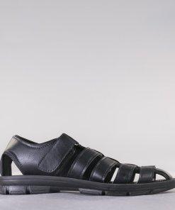 Sandale barbati Madu negre