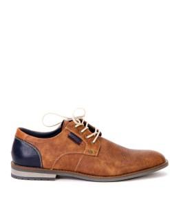 Pantofi barbati Vicker camel