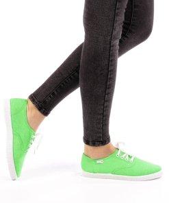 Tenisi copii Esme verde neon
