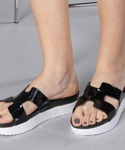 Papuci dama Vidal negri