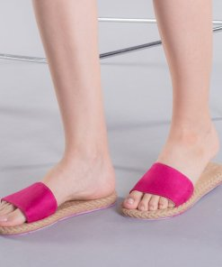 Papuci dama Zora fuchsia